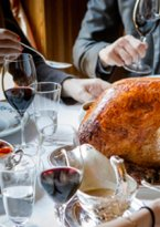 Un Thanksgiving parisien !